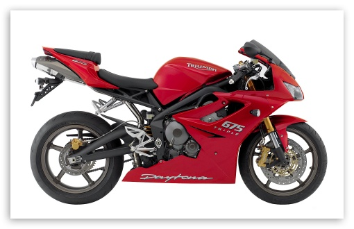 Triumph Daytona 675 Triple Red HD wallpaper for Wide 16:10 5:3 Widescreen WHXGA WQXGA WUXGA WXGA WGA ; HD 16:9 High Definition WQHD QWXGA 1080p 900p 720p QHD nHD ; Standard 3:2 Fullscreen DVGA HVGA HQVGA devices ( Apple PowerBook G4 iPhone 4 3G 3GS iPod Touch ) ; Mobile 5:3 3:2 16:9 - WGA DVGA HVGA HQVGA devices ( Apple PowerBook G4 iPhone 4 3G 3GS iPod Touch ) WQHD QWXGA 1080p 900p 720p QHD nHD ;