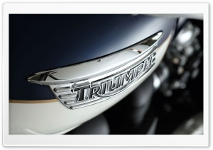 Triumph Motorcycles HD Wide Wallpaper for Widescreen