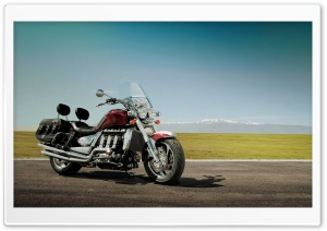 Triumph Rocket III HD Wide Wallpaper for Widescreen