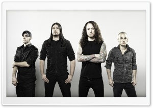 Trivium Band HD Wide Wallpaper for Widescreen