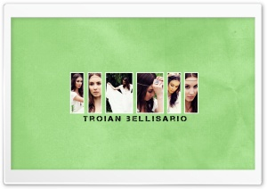 Troian Bellisario HD Wide Wallpaper for Widescreen