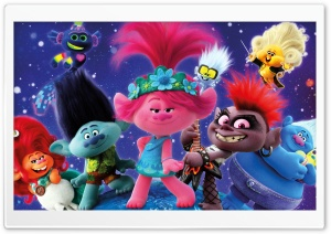 Trolls World Tour Movie 2020 Ultra HD Wallpaper for 4K UHD Widescreen desktop, tablet & smartphone