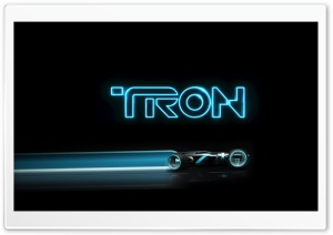 Tron HD Wide Wallpaper for Widescreen