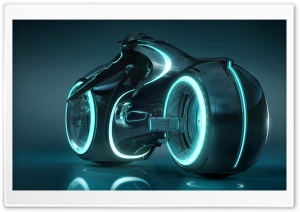 Tron Legacy HD Wide Wallpaper for Widescreen