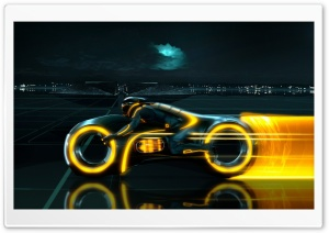 Tron Legacy HD Wide Wallpaper for 4K UHD Widescreen desktop & smartphone