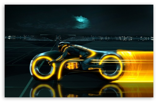 Download Tron Legacy UltraHD Wallpaper