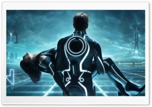 Tron Legacy Ultra HD Wallpaper for 4K UHD Widescreen desktop, tablet & smartphone