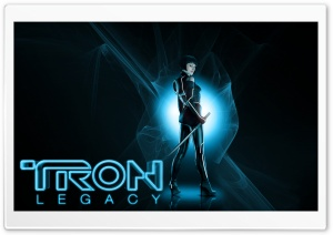 Tron Legacy Olivia Wilde Ultra HD Wallpaper for 4K UHD Widescreen desktop, tablet & smartphone