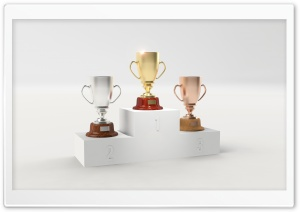 Trophies HD Wide Wallpaper for Widescreen