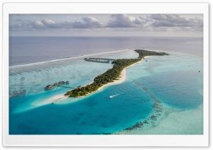 Tropical Islands Aerial Photography Ultra HD Wallpaper for 4K UHD Widescreen desktop, tablet & smartphone