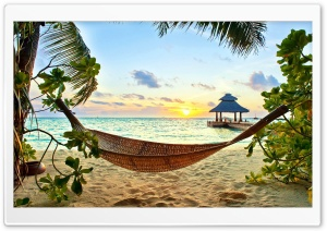 TROPICAL PARADISE HD Wide Wallpaper for Widescreen