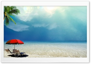 Tropical Paradise Ultra HD Wallpaper for 4K UHD Widescreen desktop, tablet & smartphone