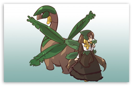 Tropius Pokemon HD wallpaper for Standard 4:3 5:4 Fullscreen UXGA XGA SVGA QSXGA SXGA ; Wide 16:10 5:3 Widescreen WHXGA WQXGA WUXGA WXGA WGA ; Other 3:2 DVGA HVGA HQVGA devices ( Apple PowerBook G4 iPhone 4 3G 3GS iPod Touch ) ; Mobile VGA WVGA iPhone iPad Phone - VGA QVGA Smartphone ( PocketPC GPS iPod Zune BlackBerry HTC Samsung LG Nokia Eten Asus ) WVGA WQVGA Smartphone ( HTC Samsung Sony Ericsson LG Vertu MIO ) HVGA Smartphone ( Apple iPhone iPod BlackBerry HTC Samsung Nokia ) ;
