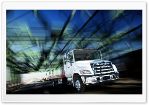 Truck HD Wide Wallpaper for 4K UHD Widescreen desktop & smartphone