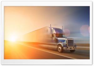 Truck HD Wide Wallpaper for Widescreen