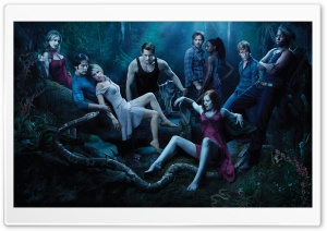 True Blood HD Wide Wallpaper for Widescreen