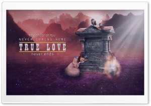 True Love HD Wide Wallpaper for Widescreen