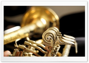 Trumpet HD Wide Wallpaper for Widescreen