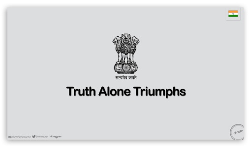 Truth Alone Triumphs_nithinsuren HD wallpaper for HD 16:9 High Definition WQHD QWXGA 1080p 900p 720p QHD nHD ; Mobile 16:9 - WQHD QWXGA 1080p 900p 720p QHD nHD ;