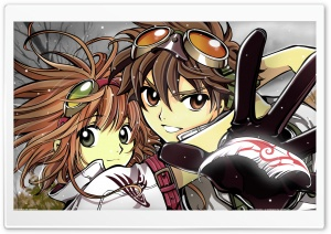 Tsubasa Reservoir Chronicle I HD Wide Wallpaper for Widescreen