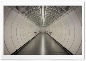 Tunnel HD Wide Wallpaper for Widescreen