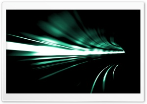 Tunnel Velocity HD Wide Wallpaper for Widescreen