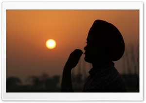 TURBAN BOY Ultra HD Wallpaper for 4K UHD Widescreen desktop, tablet & smartphone