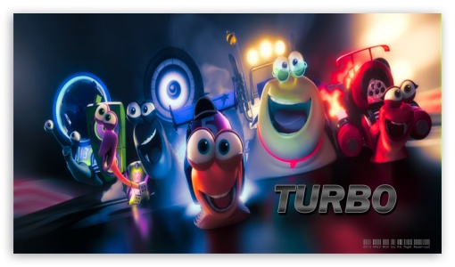 Turbo 2013 4k hd desktop wallpaper for 4k ultra hd tv download turbo 2013 hd wallpaper voltagebd Image collections