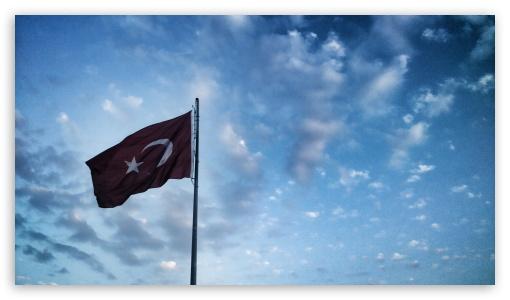 Turk Bayragi Balikesir Ultra Hd Desktop Background Wallpaper