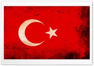 Turkey flag Ultra HD Wallpaper for 4K UHD Widescreen desktop, tablet & smartphone