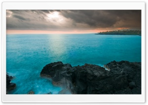 Turquoise Water HD Wide Wallpaper for Widescreen