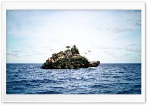 Turtle Island HD Wide Wallpaper for 4K UHD Widescreen desktop & smartphone