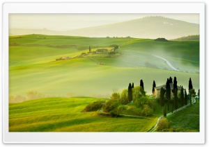 Tuscany Spring Landscape Ultra HD Wallpaper for 4K UHD Widescreen desktop, tablet & smartphone