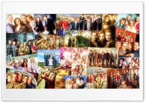 TV Shows HD Wide Wallpaper for Widescreen