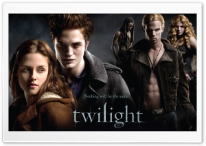 Twilight HD Wide Wallpaper for Widescreen