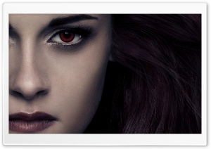 Twilight Breaking Dawn Part 2 Bella Vampire HD Wide Wallpaper for Widescreen
