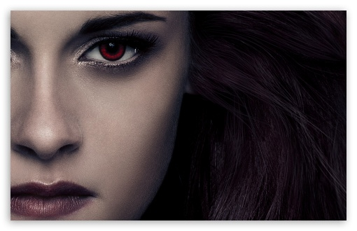 Twilight Breaking Dawn Part 2 Bella Vampire HD wallpaper for Standard 4:3 5:4 Fullscreen UXGA XGA SVGA QSXGA SXGA ; Wide 16:10 5:3 Widescreen WHXGA WQXGA WUXGA WXGA WGA ; HD 16:9 High Definition WQHD QWXGA 1080p 900p 720p QHD nHD ; Other 3:2 DVGA HVGA HQVGA devices ( Apple PowerBook G4 iPhone 4 3G 3GS iPod Touch ) ; Mobile VGA WVGA iPhone iPad PSP Phone - VGA QVGA Smartphone ( PocketPC GPS iPod Zune BlackBerry HTC Samsung LG Nokia Eten Asus ) WVGA WQVGA Smartphone ( HTC Samsung Sony Ericsson LG Vertu MIO ) HVGA Smartphone ( Apple iPhone iPod BlackBerry HTC Samsung Nokia ) Sony PSP Zune HD Zen ; Tablet 2 Android 3 DVGA HVGA HQVGA devices ( Apple PowerBook G4 iPhone 4 3G 3GS iPod Touch ) ;