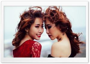 Twins Ultra HD Wallpaper for 4K UHD Widescreen desktop, tablet & smartphone