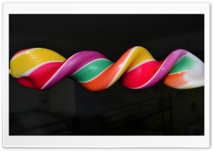 Twist Lollipop HD Wide Wallpaper for Widescreen