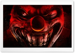 Twisted Metal HD Wide Wallpaper for Widescreen