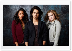Twisted TV Show Cast HD Wide Wallpaper for Widescreen