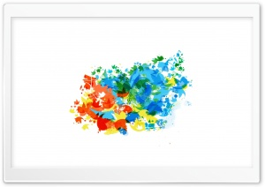 Twitter Colorful Birds HD Wide Wallpaper for Widescreen