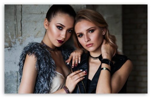 Two Beautiful Models Girls UltraHD Wallpaper for Wide 16:10 5:3 Widescreen WHXGA WQXGA WUXGA WXGA WGA ; UltraWide 21:9 24:10 ; 8K UHD TV 16:9 Ultra High Definition 2160p 1440p 1080p 900p 720p ; UHD 16:9 2160p 1440p 1080p 900p 720p ; Standard 4:3 5:4 3:2 Fullscreen UXGA XGA SVGA QSXGA SXGA DVGA HVGA HQVGA ( Apple PowerBook G4 iPhone 4 3G 3GS iPod Touch ) ; Smartphone 16:9 3:2 5:3 2160p 1440p 1080p 900p 720p DVGA HVGA HQVGA ( Apple PowerBook G4 iPhone 4 3G 3GS iPod Touch ) WGA ; Tablet 1:1 ; iPad 1/2/Mini ; Mobile 4:3 5:3 3:2 16:9 5:4 - UXGA XGA SVGA WGA DVGA HVGA HQVGA ( Apple PowerBook G4 iPhone 4 3G 3GS iPod Touch ) 2160p 1440p 1080p 900p 720p QSXGA SXGA ; Dual 16:10 5:3 16:9 4:3 5:4 3:2 WHXGA WQXGA WUXGA WXGA WGA 2160p 1440p 1080p 900p 720p UXGA XGA SVGA QSXGA SXGA DVGA HVGA HQVGA ( Apple PowerBook G4 iPhone 4 3G 3GS iPod Touch ) ; Triple 16:10 5:3 16:9 4:3 5:4 3:2 WHXGA WQXGA WUXGA WXGA WGA 2160p 1440p 1080p 900p 720p UXGA XGA SVGA QSXGA SXGA DVGA HVGA HQVGA ( Apple PowerBook G4 iPhone 4 3G 3GS iPod Touch ) ;