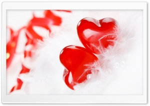 Two Hearts Together HD Wide Wallpaper for 4K UHD Widescreen desktop & smartphone