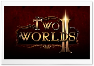 Two Worlds II HD Wide Wallpaper for Widescreen