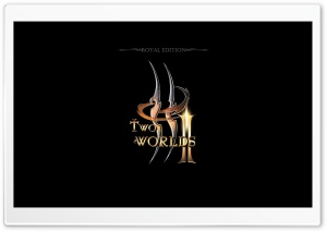 Two Worlds II Royal Edition HD Wide Wallpaper for Widescreen