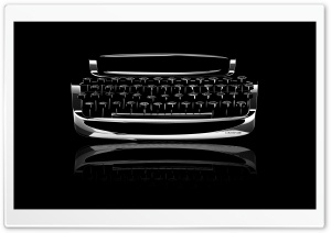 Typewriter HD Wide Wallpaper for Widescreen