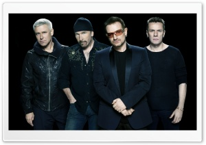 U2 HD Wide Wallpaper for Widescreen