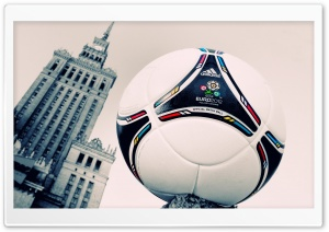 UEFA Euro 2012 Poland &amp; Ukraine HD Wide Wallpaper for Widescreen