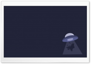 Ufo HD Wide Wallpaper for Widescreen
